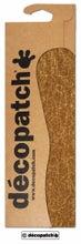 Achat en ligne Set de 3 feuilles de décoration unies ocres C475
