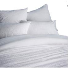 Achat en ligne Taie d'oreiller en percale 65x65cm Seersucker blanc
