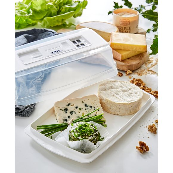 Cave à fromage anti-odeurs 31x19x9cm
