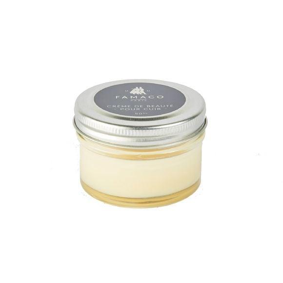 Crème de beauté pour cuir incolore 50ml