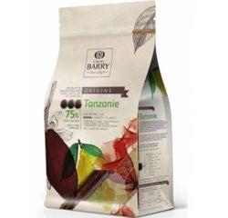 compra en línea Chocolate negro 70% de cobertura Tanzania en botones Barry (1 Kg)