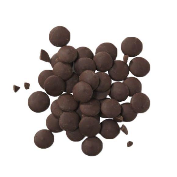 Chocolat de couverture noir de St Domingue en pistoles 1kg