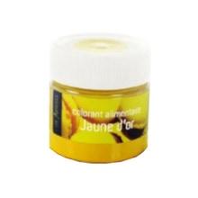 Achat en ligne Colorant alimentaire en poudre hydrosoluble jaune en pot 10g