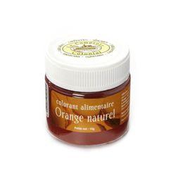 compra en línea Colorante alimentario naranja en polvo hidrosoluble (10 gr)