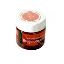 Achat en ligne Colorant alimentaire en poudre hydrosoluble rouge en pot 10g