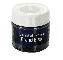 compra en línea Colorante alimentario azul en polvo hidrosoluble (10 gr)