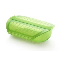 Achat en ligne Papillotte verte avec filtre 1,4L