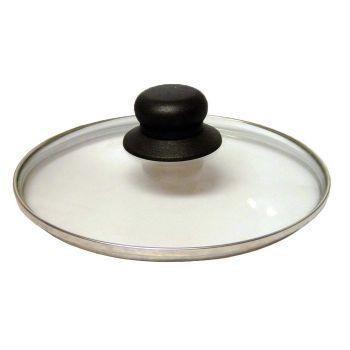 acquista online Coperchio in vetro con pomello in bachelite, 32 cm
