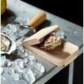 Sabot câle huitre et couteau à huîtres en bois de hêtre