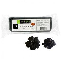 compra en línea Fondant de almendras o pasta negra Patisdecor (250 gr)