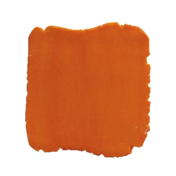 Achat en ligne Pâte à sucre orange aromatisée vanille 250g