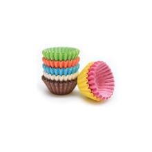 Achat en ligne Set de 140 mini caissettes à chocolat multicolore 5cm