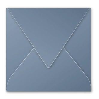 CLAIREFONTAINE - Paquet de 20 enveloppes gris koala 120g 165x165mm