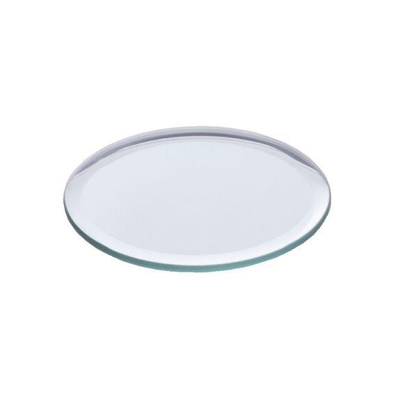 Achat en ligne Plateau bougie rond miroir 10cm