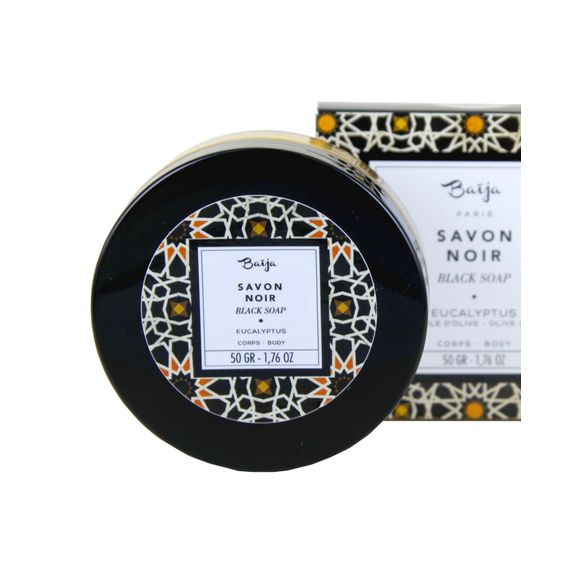 Savon noir 50ml