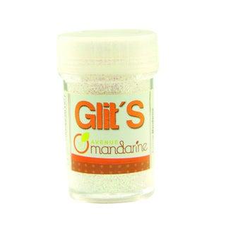 Paillettes blanches Glit's en flacon 14 g
