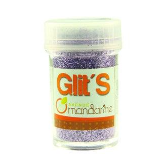 Paillettes lavandes Glit's en flacon 14 g