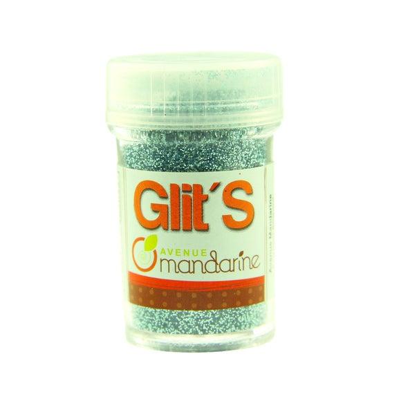 Achat en ligne Paillettes bleues Glit's en flacon 14 g