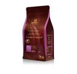 Achat en ligne Chocolat de couverture lacté caramel en pistoles 1kg