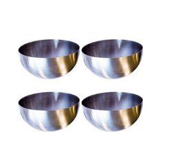 compra en línea Set de 4 moldes de semiesfera para emplatar Easy Make (Ø8 x 4 cm)