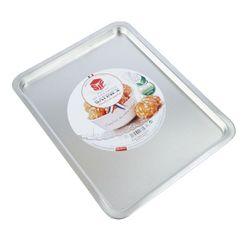 acquista online Teglia da forno in acciaio stagnato 38x30 cm