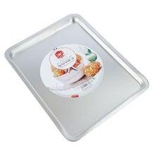 Achat en ligne Plaque à pâtisserie en acier étamé 38x30cm