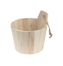 Achat en ligne Seau sauna en bois naturel