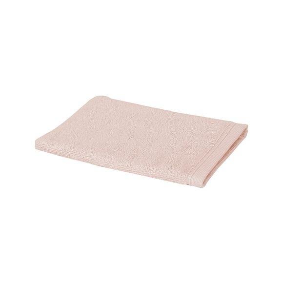 acquista online Guanto da bagno in cotone rosa