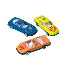 Achat en ligne Set de 12 petites voitures