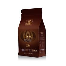 Achat en ligne Chocolat de couverture noir Inaya en pistoles 1kg