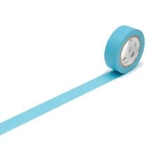 Achat en ligne Masking tape uni bleu mizu 15mmx10m