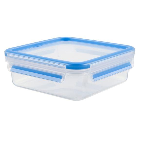 Boite de conservation rectangulaire Clip&Close en plastique 0,85L