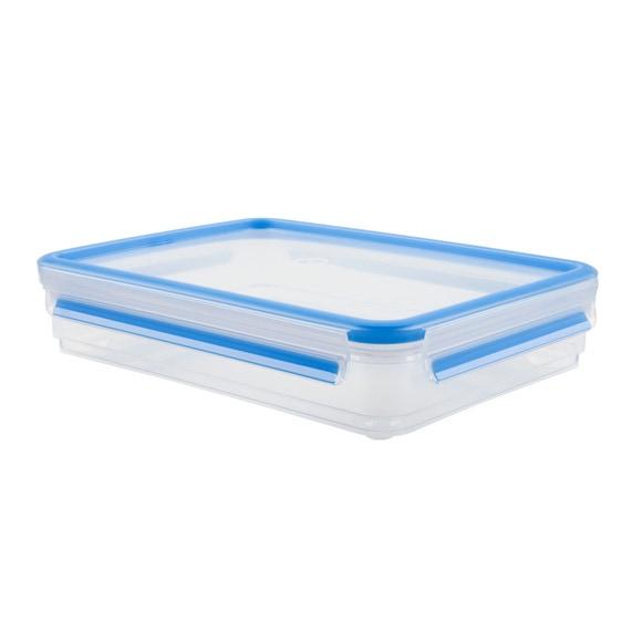 Achat en ligne Boite de conservation rectangulaire Clip&Close en plastique 1,65L