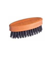Achat en ligne Brosse à barbe ou moustache en bois de poirer huilé 2,8x8cm