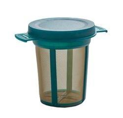 compra en línea Set de 2 filtros para té o infusión esmaltados goldton Finum