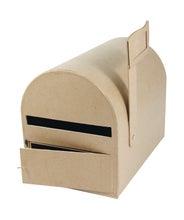 Achat en ligne Urne forme boîte aux lettres en papier mâché 29x21x22cm