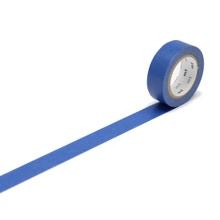 Achat en ligne Masking tape uni bleu nuit 15mmx10