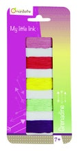 Achat en ligne Set de 5 fils bracelet brésiliens rose