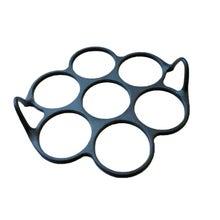 Achat en ligne Moule pour 7 mini blinis en silicone
