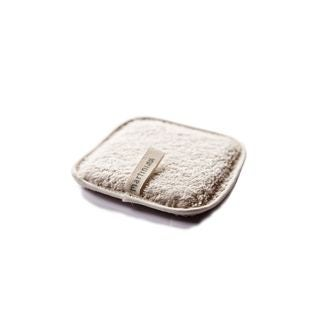 Eponge à visage en coton bio