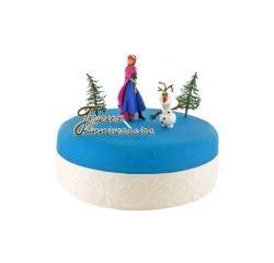 acquista online Decorazioni per torte Frozen Anna Olaf