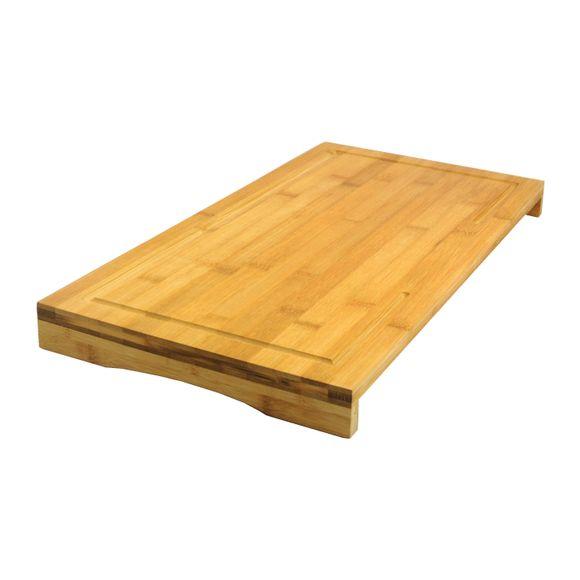 Achat en ligne Pont de découpe en bambou 54x28x4,3cm