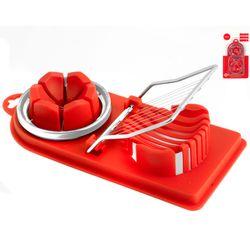 Achat en ligne Coupe-œuf rouge