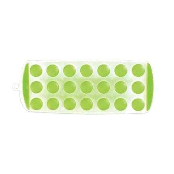 acquista online Formaghiaccio 21 cubetti in plastica verde