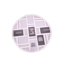 Achat en ligne Pêle-mêle photos roundy blanc 9 vues 10x15cm
