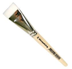 Achat en ligne Pinceau brosse à poils courts en nylon 30 mm