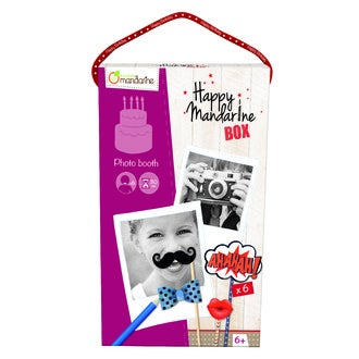 Kit anniversaire photobooths
