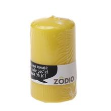 Achat en ligne Bougie cylindrique moutarde 10x5,7cm