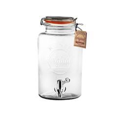 acquista online Giara in vetro transparente 5L