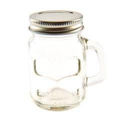 Achat en ligne Mini mug jar en verre
